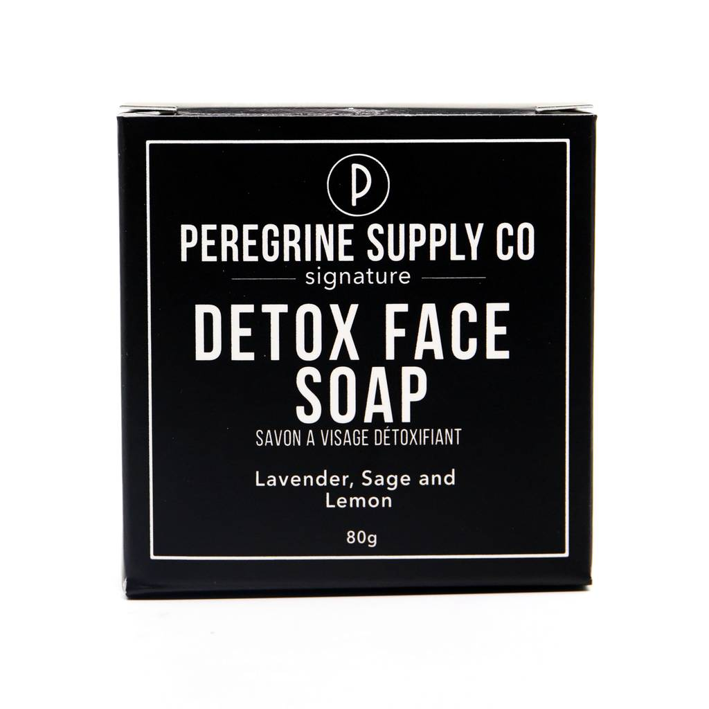 Peregrine Supply Co Detox Box Care Set