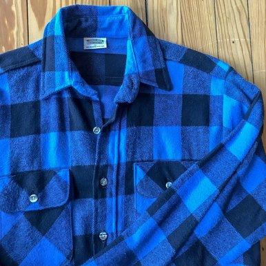 Blue Buffalo Check Shirt