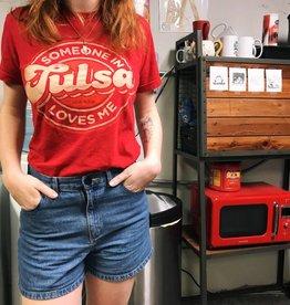 Ida Red Someone in Tulsa Loves Me Tshirt