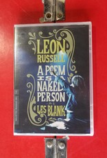 Ida Red Leon Russell, A Poem is a Naked Person