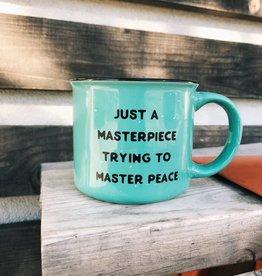 Ida Red Master Peace Mug