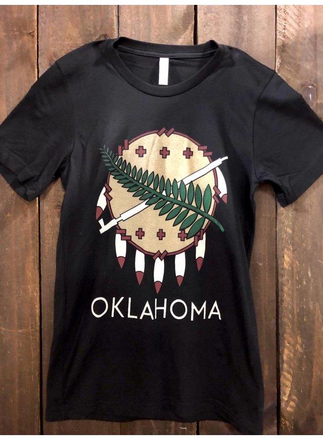 Oklahoma Osage Shield Tshirt