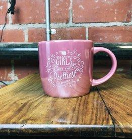 Ida Red Pink Oklahoma Girls Mug