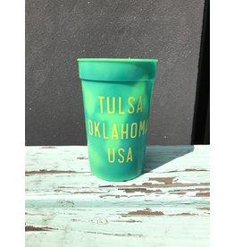 Ida Red Tulsa USA Color Changing Stadium Cup