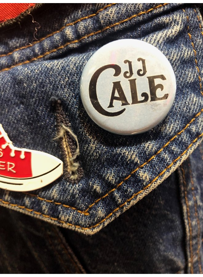 JJ Cale Pinback Button