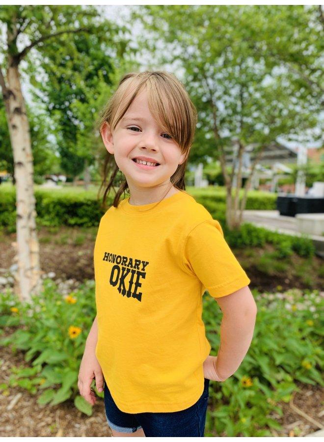 Honorary Okie Toddler Tshirt