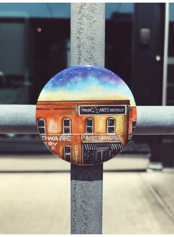 Tulsa Arts District Magnet