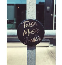 Tulsa Sound Tulsa Music Junkie Magnet