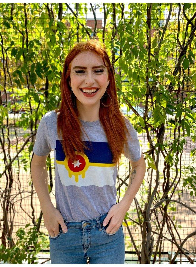 Tulsa Flag Tshirt