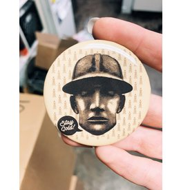 Ida Red Stay Gold Driller Magnet