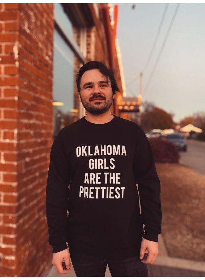 Oklahoma Girls Bold Sweatshirt