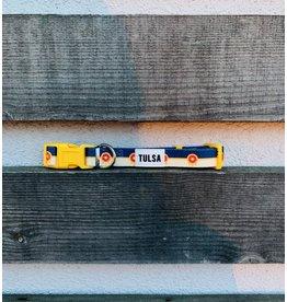 Ida Red Tulsa Flag Collar