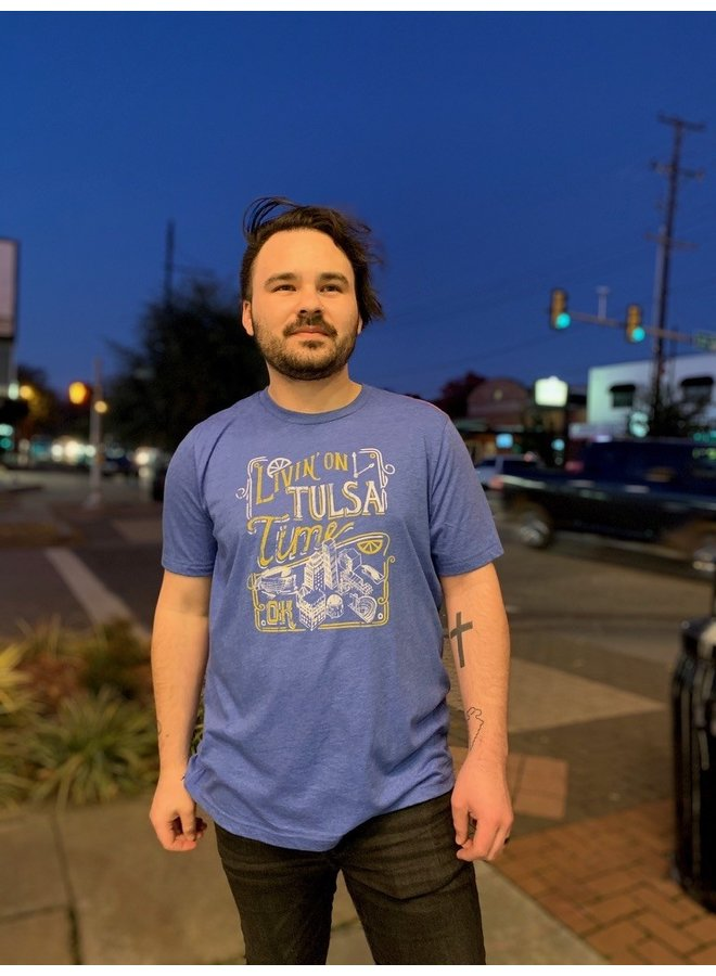 Livin' On Tulsa Time Tshirt