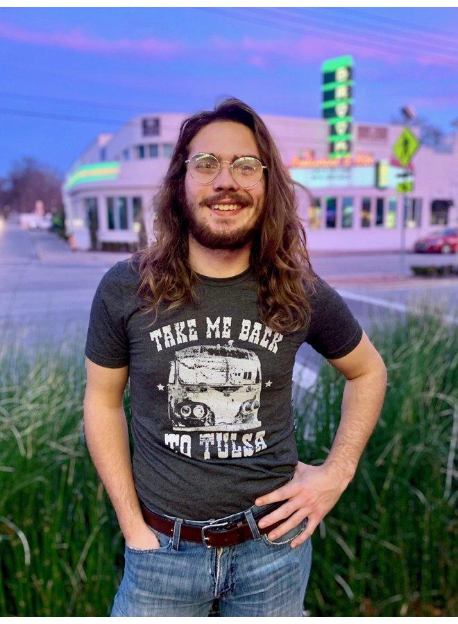 Take Me Back To Tulsa Tshirt