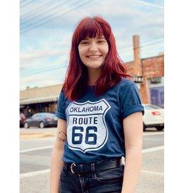 Ida Red Oklahoma Route 66 Tshirt