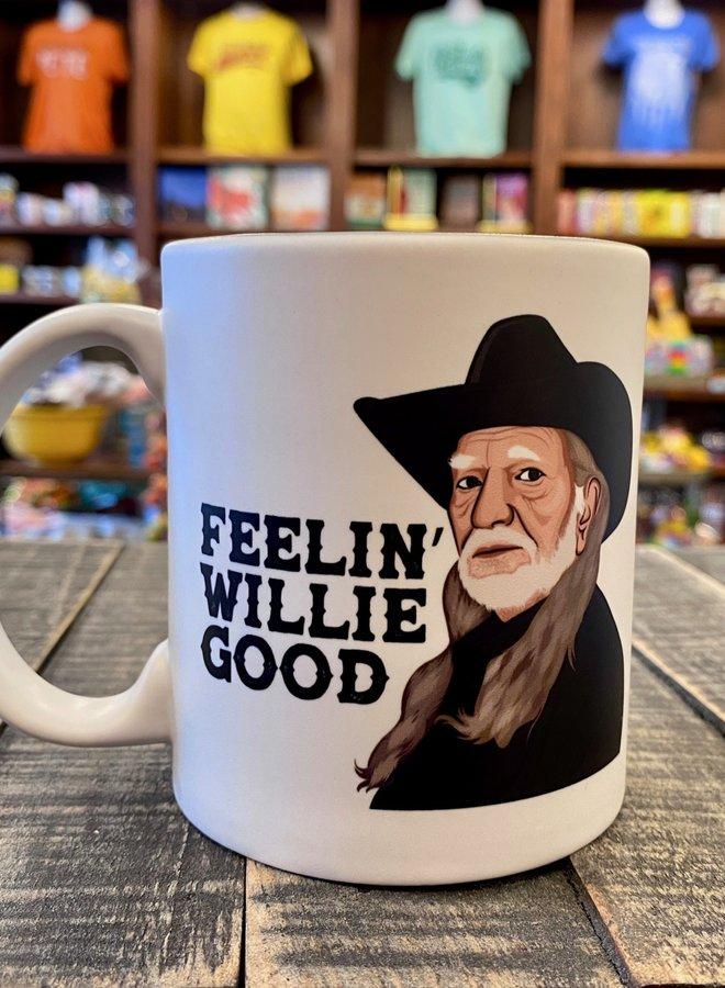 Willie Mug