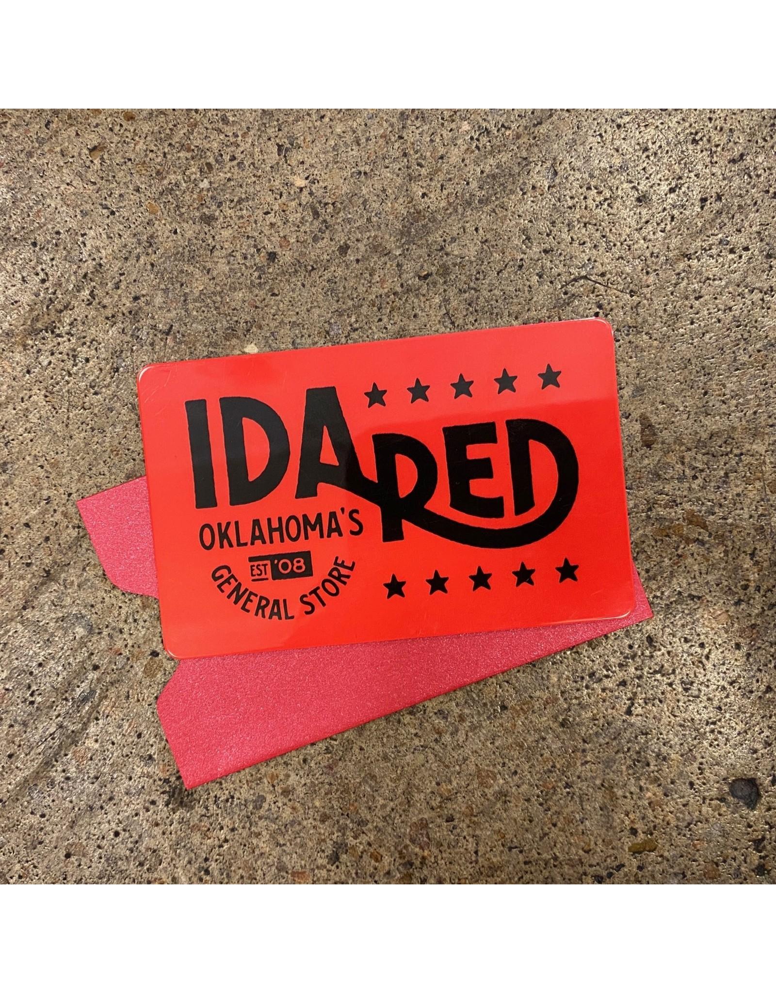 Ida Red Gift Card