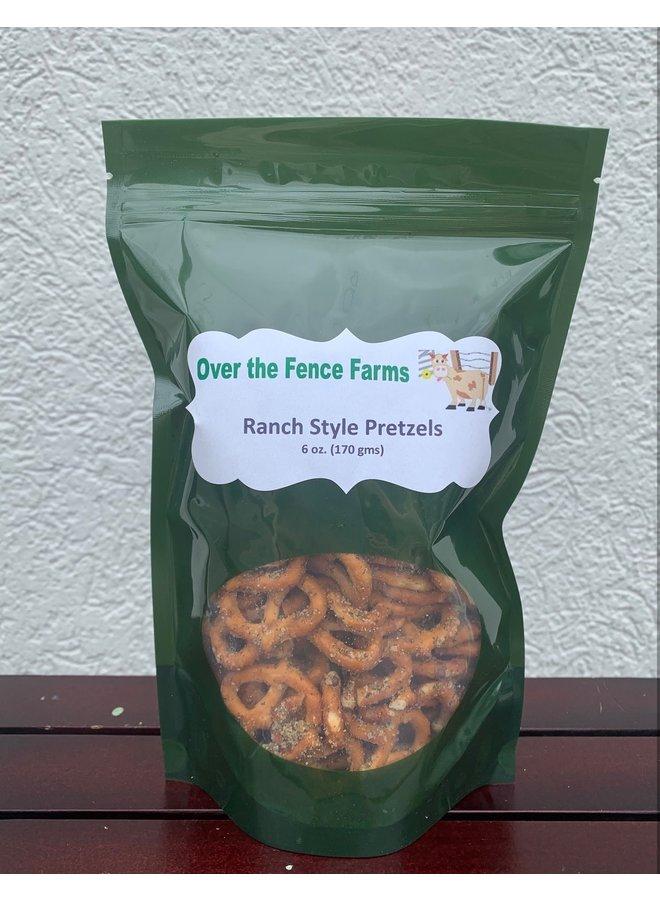 Ranch Style Pretzels