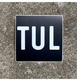 Ida Red TUL Sticker