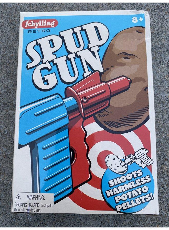 Retro Spud Gun