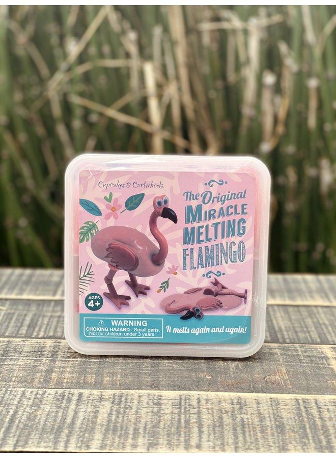 Miracle Melting Flamingo
