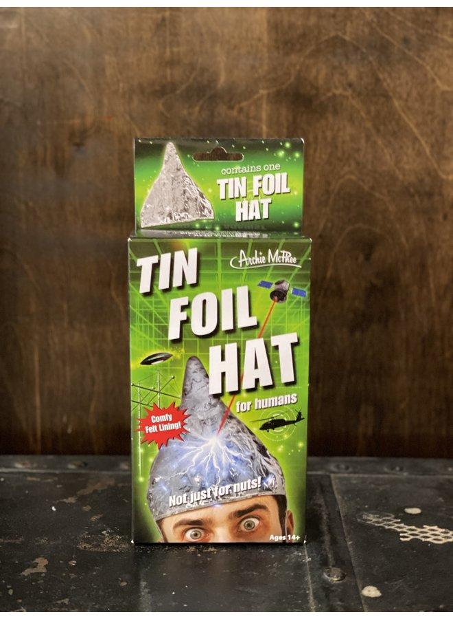 Tin Foil Hat - Human