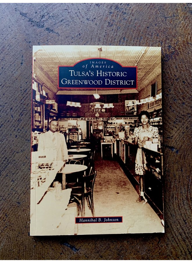 Tulsas Historic Greenwood District Book
