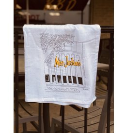 Tulsa In Ink Miss Jackson's Dish Towel