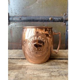 Streamline USA Oklahoma Copper Mule Mug