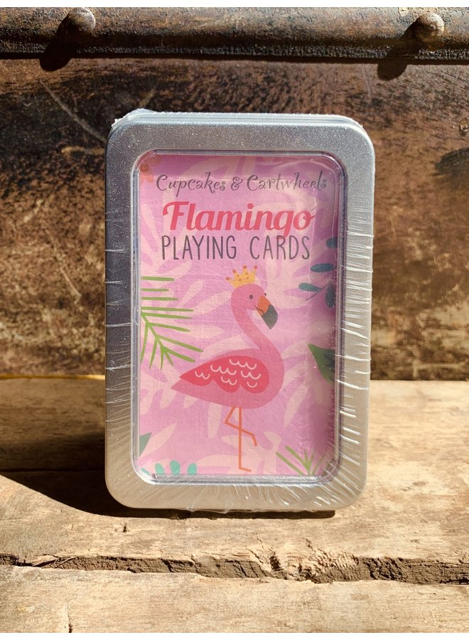 Flamingo Playing Cards