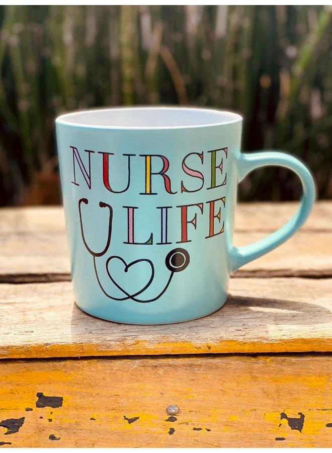 Nurse Life Mug