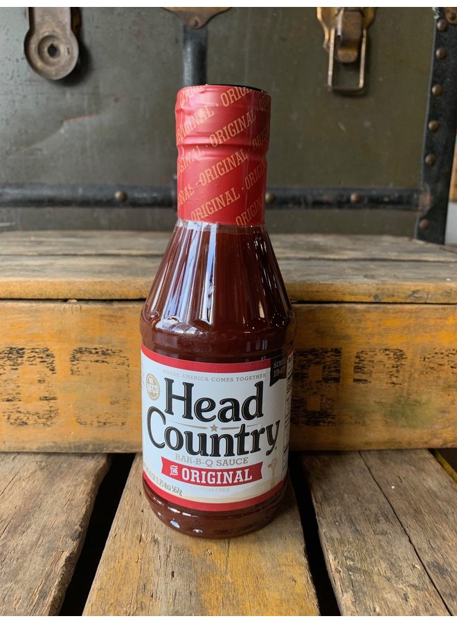 Head Country BBQ Sauce