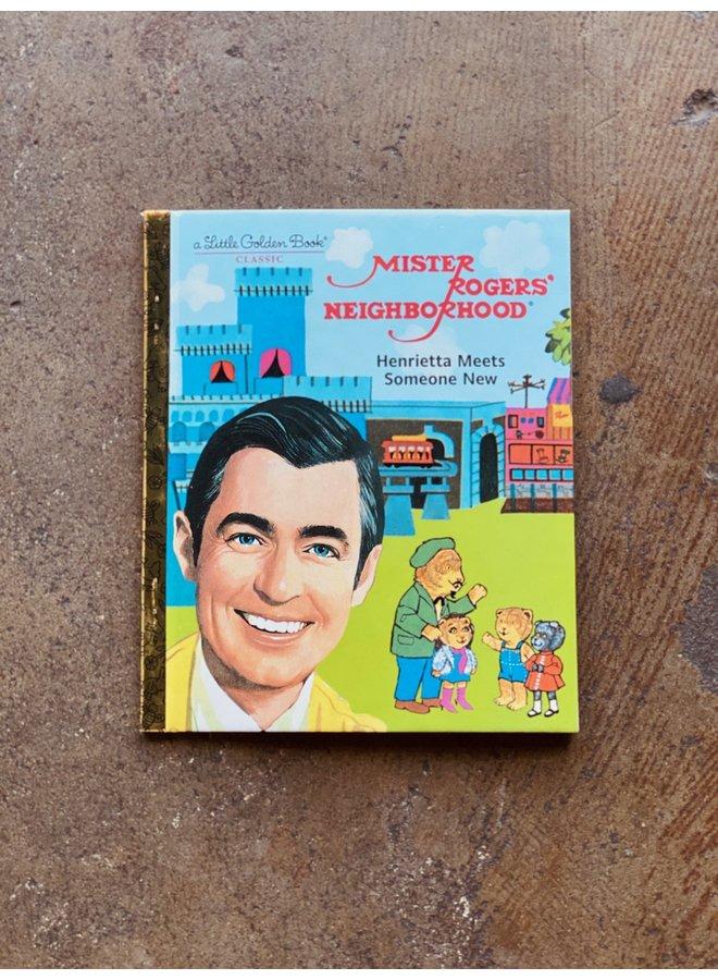 Mr. Rogers' Neighborhood Little Golden Book