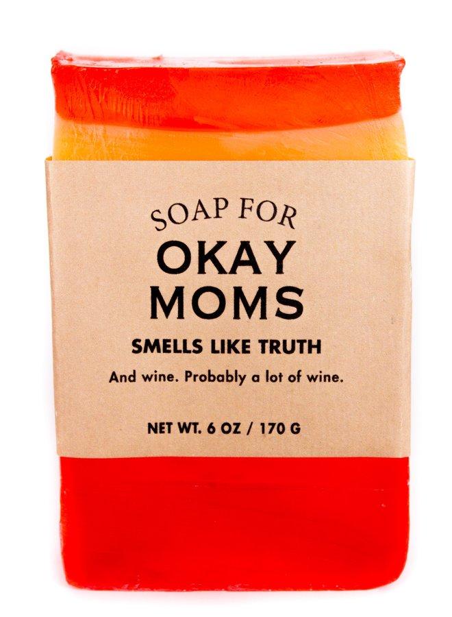 Okay Moms - Soap