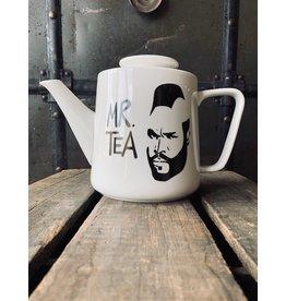 Lenny Mud Mr T Teapot
