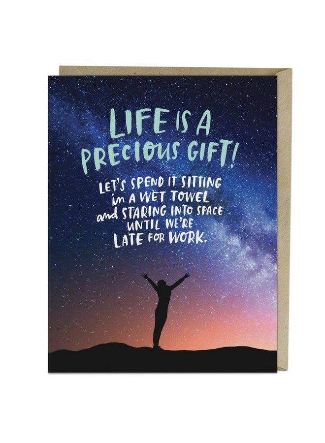 Precious Gift Card
