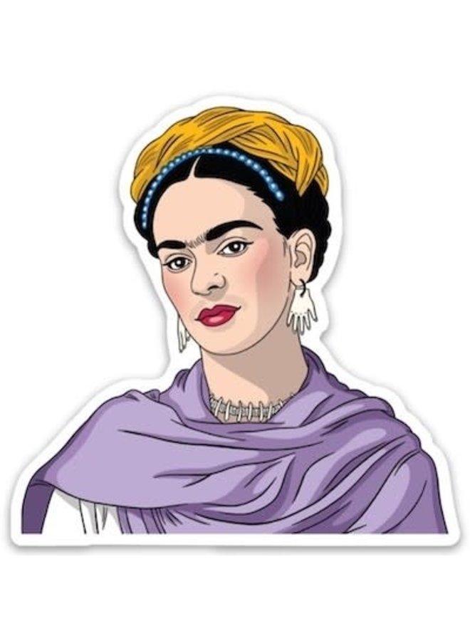 Frida Shawl Sticker