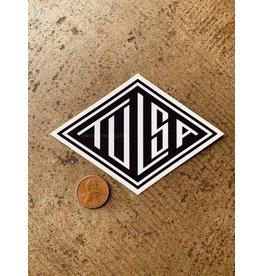 Ida Red Tulsa Diamond Sticker