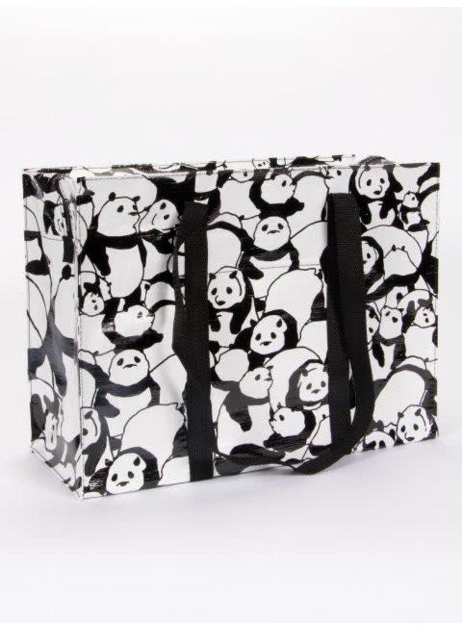 Panda Shoulder Tote