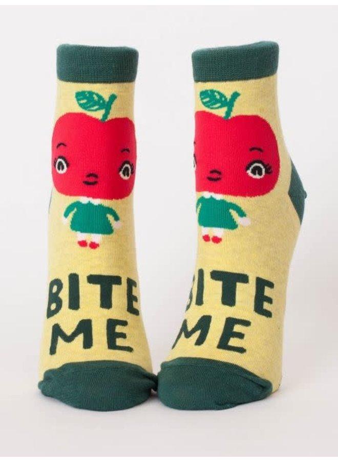 Bite Me Women's Ankle Socks