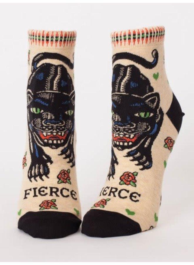 Fierce Women's Ankle Socks