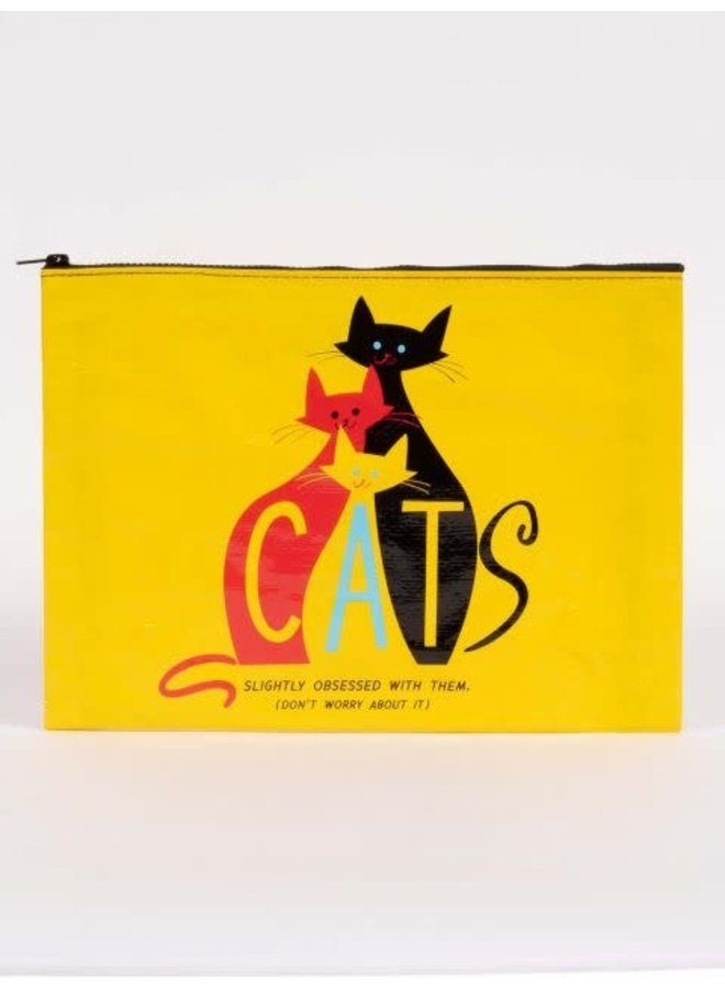 Cats Jumbo Pouch