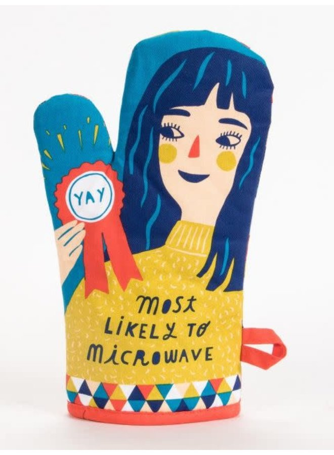 Likely To Microwave Oven Mitt