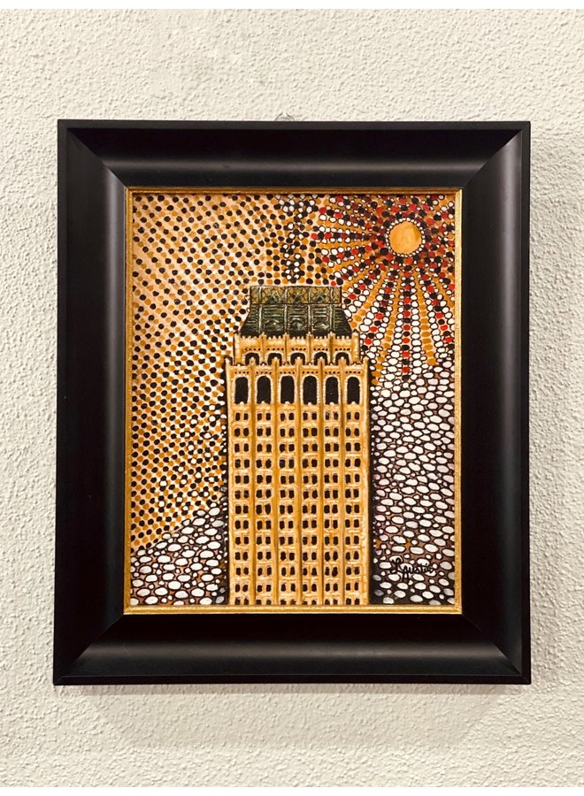 Midcontinent Building 11X14