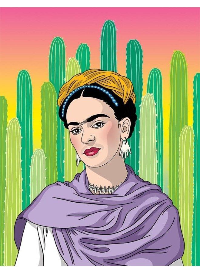 Frida Cacti Card