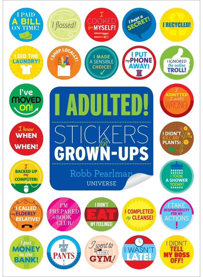 I Adulted! Book