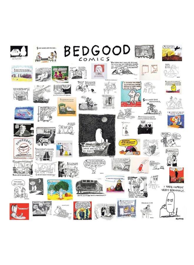 Bedgood Comic Book