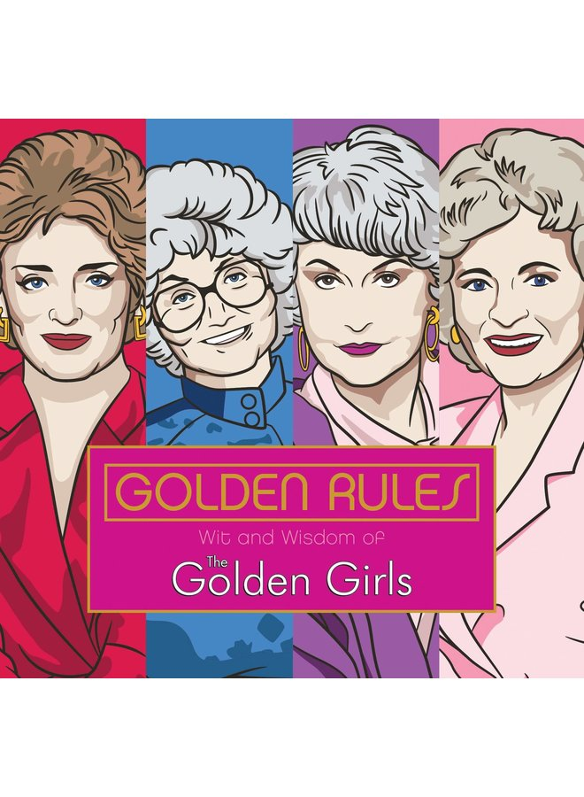 Golden Girls Wit and Wisdom