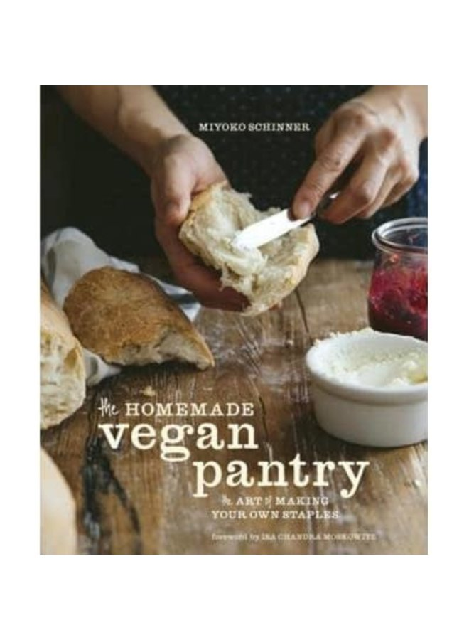 Homemade Vegan Pantry