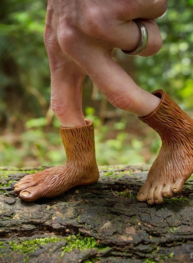 Finger BigFoot Feet
